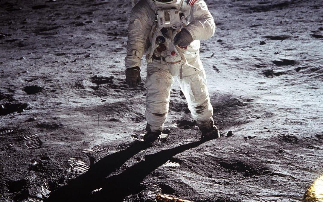 WIRED NextFest's Buzz Aldrin – A Walk on the Moon & Mar