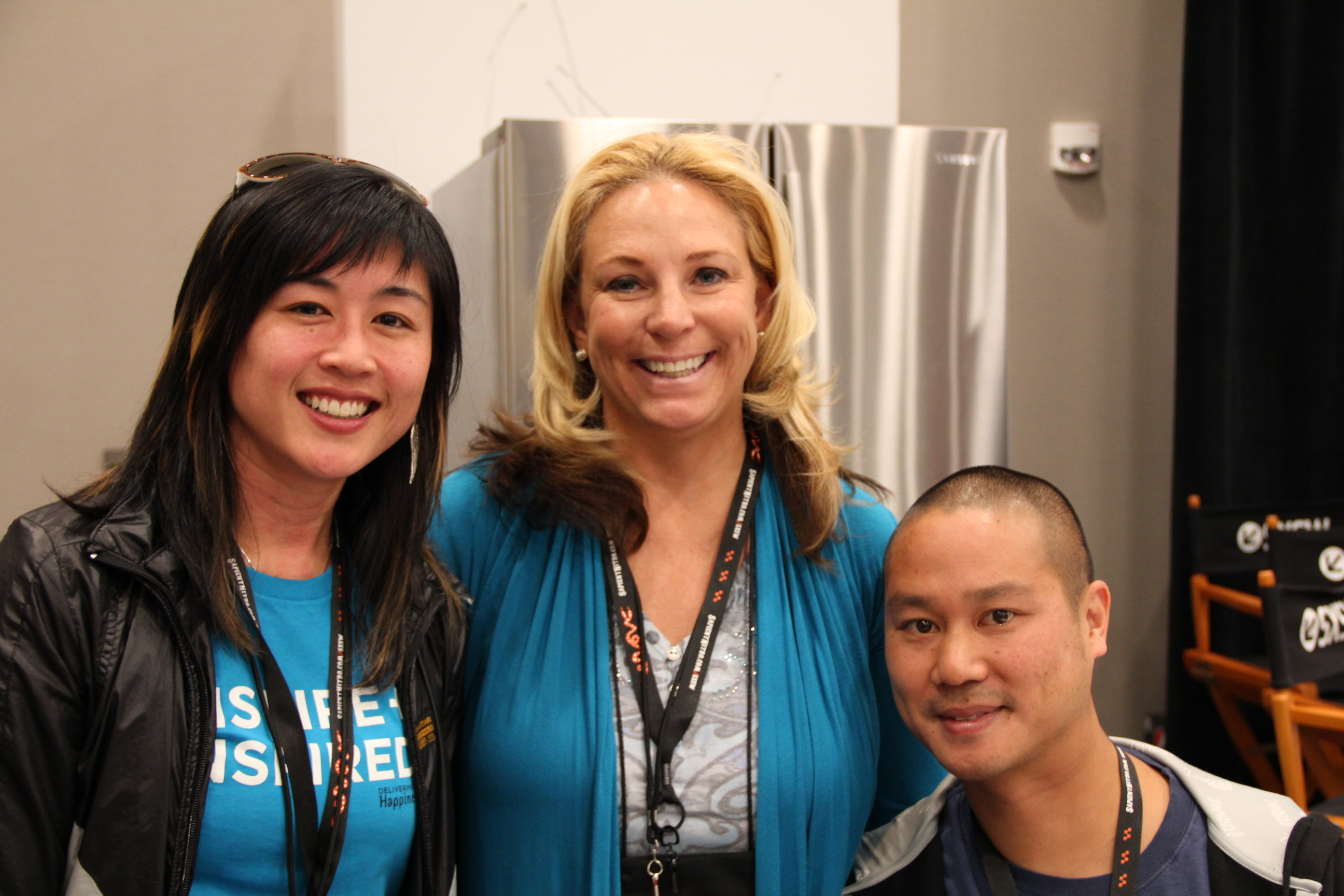 Zappos Announces New Consulting Company at SXSW: Happiness