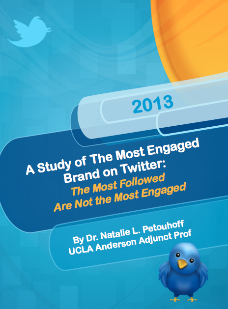 The TOP 25 Most Engaged Brands on Twitter: A Study by @DrNatalie & Big Data Cruncher InfiniGraph.com