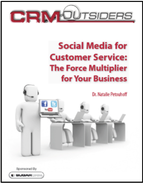 How to Improve Customer Service by Dr. Natalie (Part 1) – Using Social Media to Make Changes