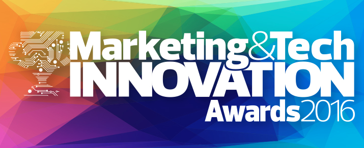 The 2016 Marketing&Tech Innovation Awards