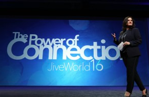 Announcements at JiveWorld16