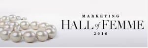 Honorees Announced for the 2016 Marketing Hall of Femme!