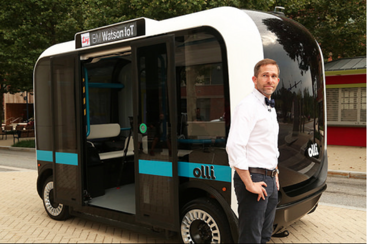 Local Motor's Self-Driving Vehicle Taps the Power of IBM Watson
