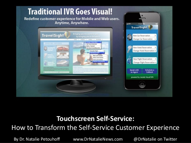 How Visual Self-Service Drives Great Customer Experience