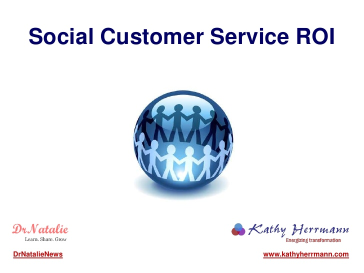 Social Customer Service ROI – Focus Roundtable