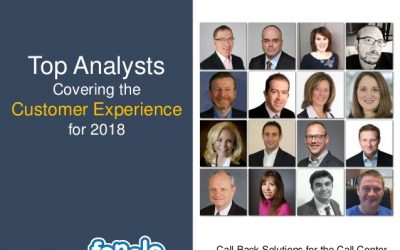 Top 16 Customer Experience Analysts to Follow