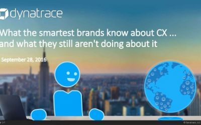 What the smartest brands know about CX … and what they still aren't doing about it